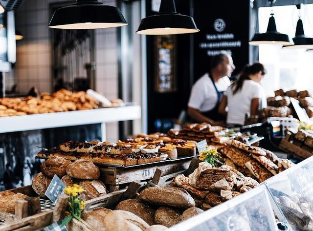 vendeur vendeuse boulangerie