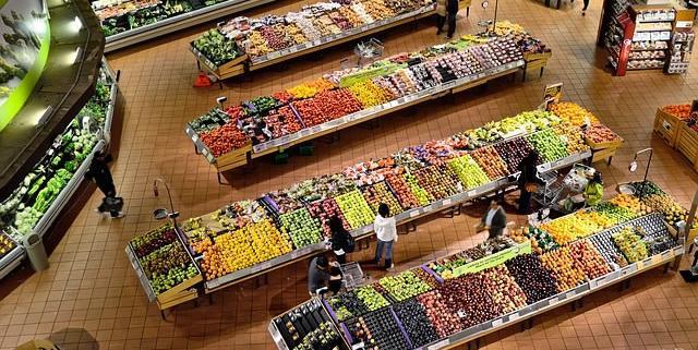 travailler dans un supermarché