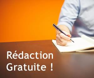 rédaction de lettre de motivation gratuite